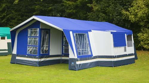 Modern attractive design trailer tent ... & Sunncamp 400SE Trailer Tent