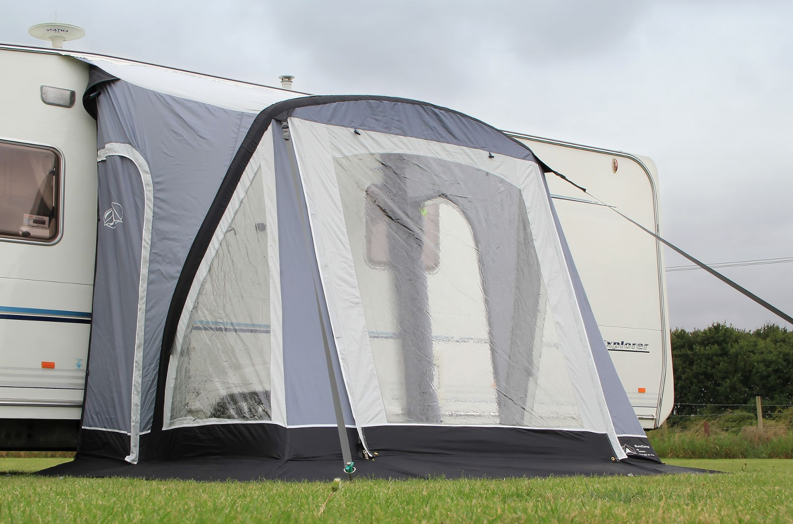 Sunncamp Swift AIR 260 Plus | Lightweight inflatable porch ...