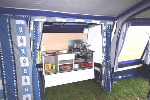 Sunncamp 400SE Trailer Tent