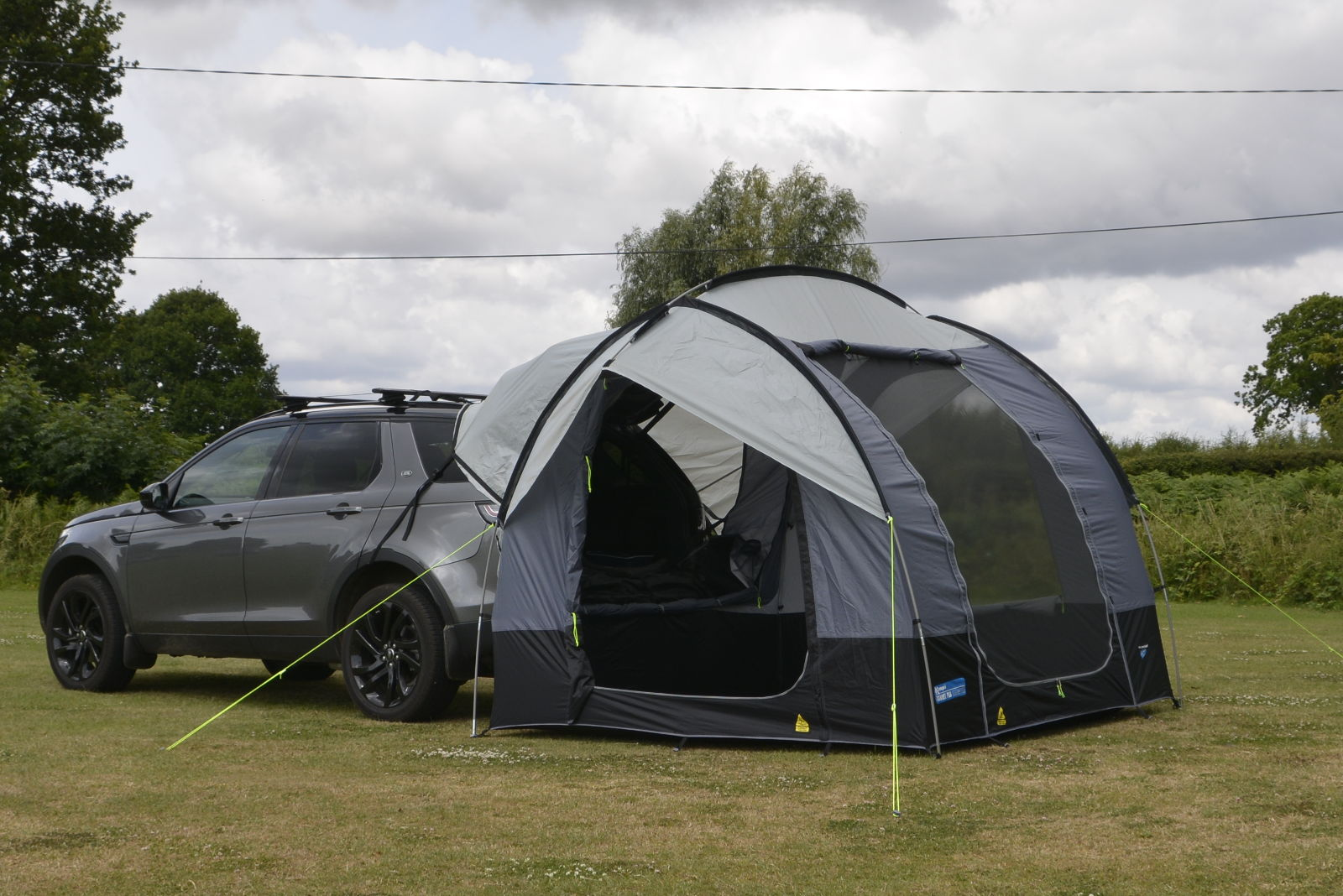 Kampa Travel Pod Tailgater Awning For Pickup And SUV
