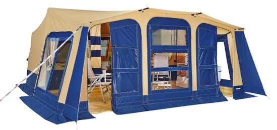 Trigano Olympe Trailer Tent Is An Extremely Quick Trailer