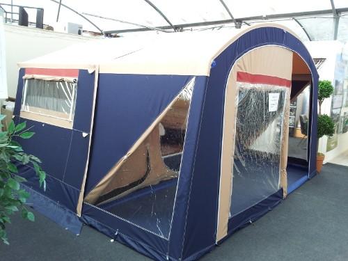 Trigano swift quick erect 2 / 4 berth trailer tent ... & Trigano Swift 2 Berth Trailer Tent