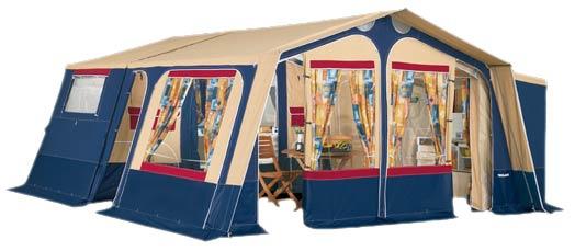 Trigano Chantilly GL Trailer Tent