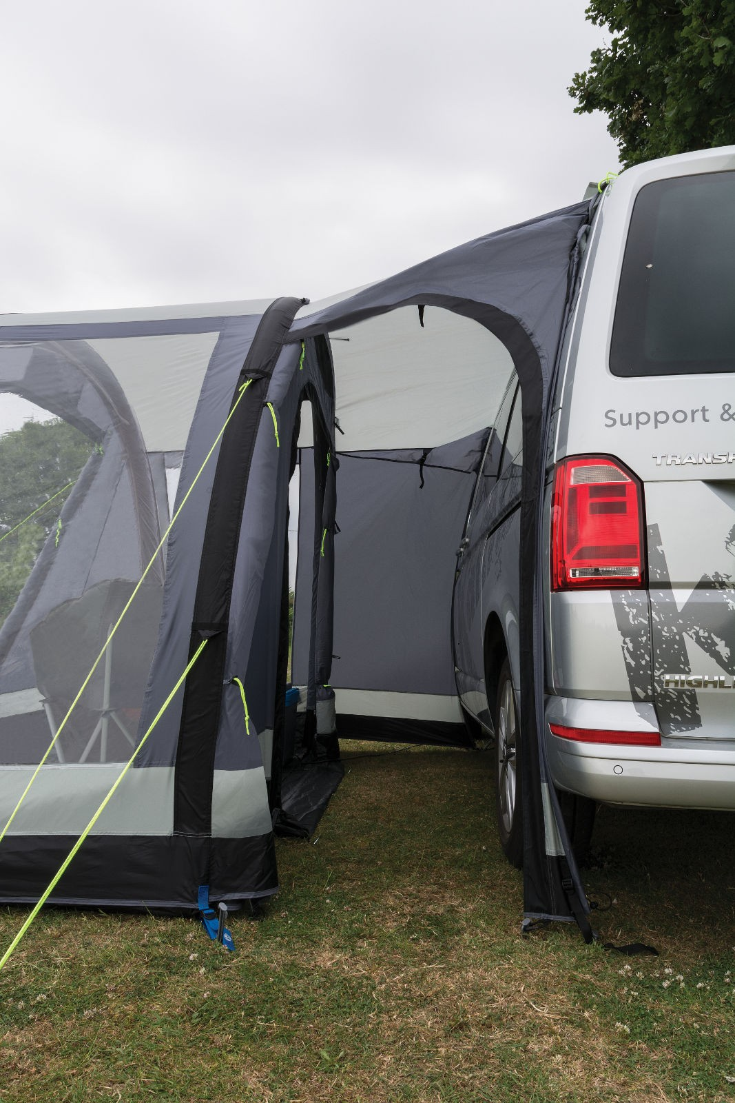 Kampa Travel pod Trip AIR Drive away Awning