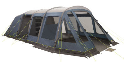 Outwell Clarkston 6A Family Tent - 2018