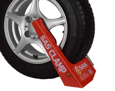 Wheel Clamp (Various Models Available)