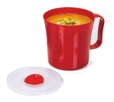 Decor Microsafe Soup Mug - 450ml