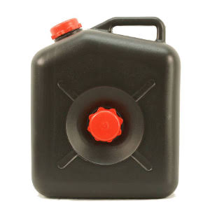 Plastic Jerry Can Waste - 23L