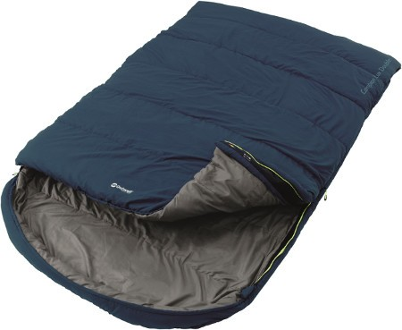Outwell Campion Lux Double Sleeping Bag - Blue