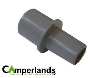 Waste Waterpipe 28mm to 20mm Reducer