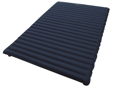 Outwell Reel Ribbed Airbed - Double