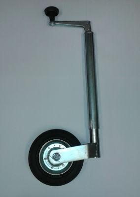 Metal Jockey Wheel Assembly - 34mm