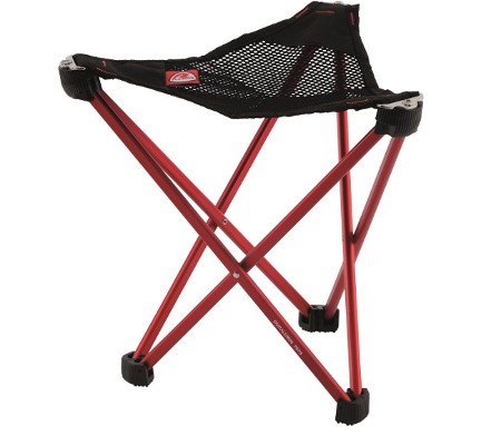Robens Geographic Stool - Red / Black