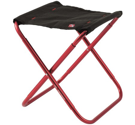 Robens Discover Stool - Red / Black