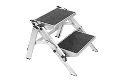 Kampa Folding Double Step - Aluminium