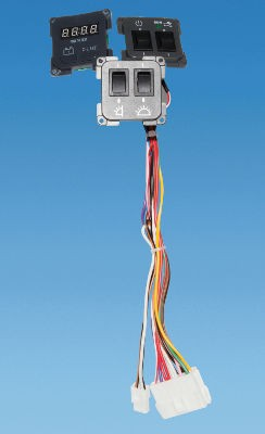 Converters C-Line Switch Control Panel - BC17016