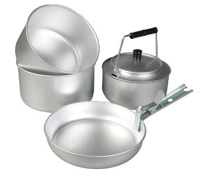 Kampa Nosh Pan set