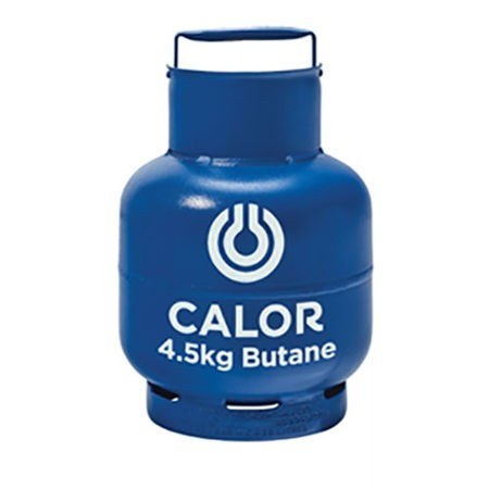 Calor Butane Gas Bottles 4.5KG REFILL