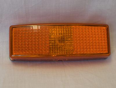 Hella Snap Fit Side Marker Lamp (amber)