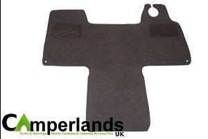 Ducato / Boxer cab Carpet for vehicles after 2007