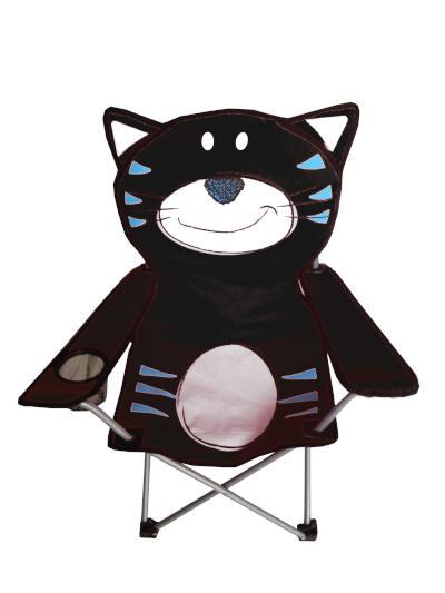Sunncamp Childrens Animal Chair Cat