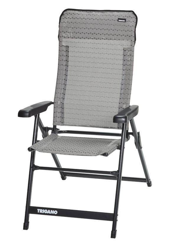 Trigano Cocoon High-backed Aluminium Camping Chair