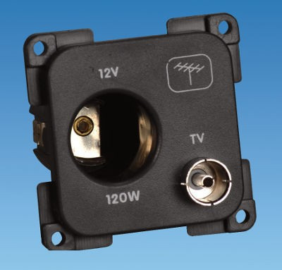 C-Line 12 Volt TV Socket
