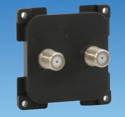 C-Line Double Satellite Socket