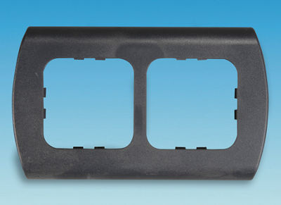 C-Line 2 Way Face Plate - Round Edge