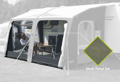 Kampa Mesh Panel Set - Rally AIR Pro 260
