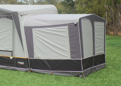 Camptech Tall Annexe DL - Seasonal with Blinds