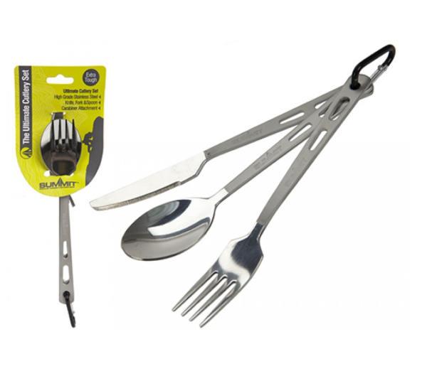 Summit Ultimate Cutlery Set