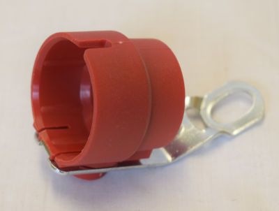 Al-Ko Towing Plug Holder