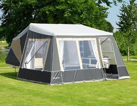 Camp-let 2GO Trailer Tent