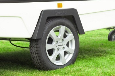 Camp-let 13 Inch Alloy Wheel
