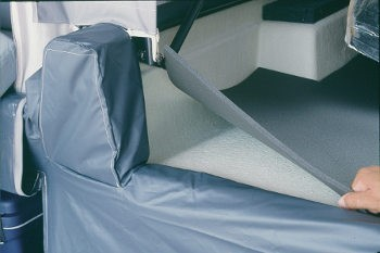 Camp-let Insulating Bed Mat Set