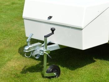 Camp-let Jockey Wheel