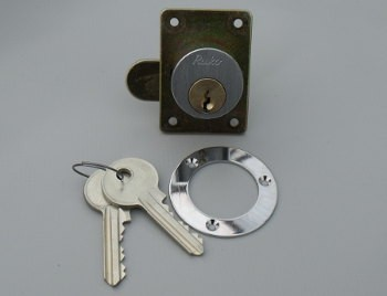 Camp-let Barrel Lock and Keys