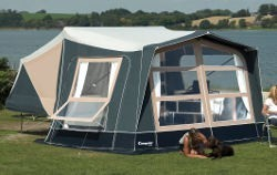 Camp-let Royal trailer tent C/A