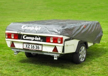Camp-let Transit Cover – Zipped