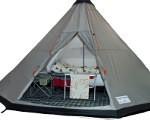 Campmaster Tipi Trailer Tent