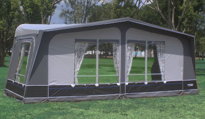 Camptech Savanna DL Caravan Awning