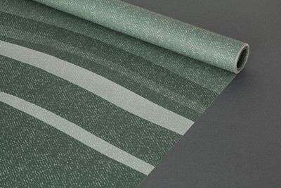 Fiamma F45 L Replacement Canopy Fabric - 450 Evergreen