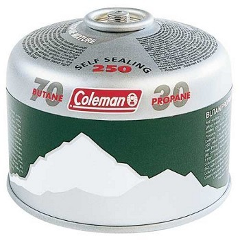 Coleman Screw Thread Gas Cartridge