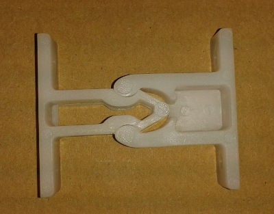Crusader Nylon Door Retainer