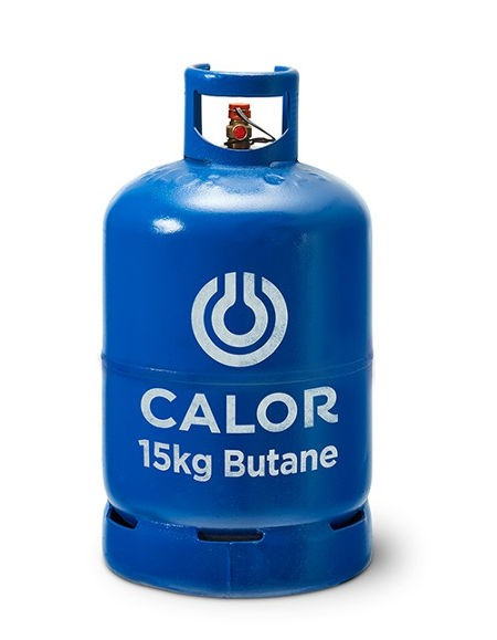 Calor Butane Gas Bottles 15KG EMPTY