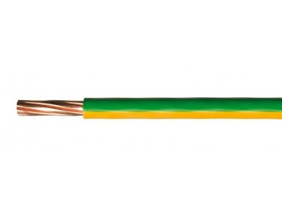 Low Smoke Earth Cable - 6mm