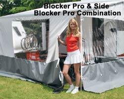 Fiamma Blocker Pro Awning Panel