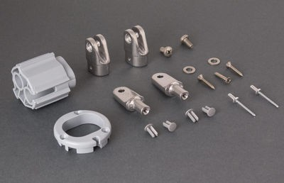 Fiamma Caravanstore Knuckle Kit - Right 2013+