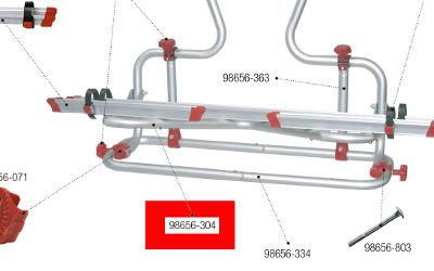 Fiamma Rail Support Carry Bike XLA Pro 200